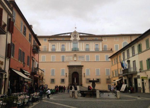 Bate e volta de Roma