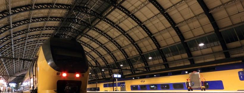 Como ir de Paris a Amsterdam