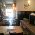 Peloton Coffee & Juice Bar - Cafe Interior
