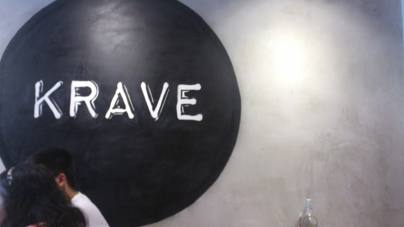 Krave - Interior Wall