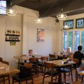 DePizza At Boat Quay, Pizza With Local Flavoured That The Owner Loves - Interior View