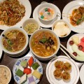 Penang Buffet Dinner At Princess Terrace @ Copthorne Kings Hotel - Penang Buffet Dinner Spread