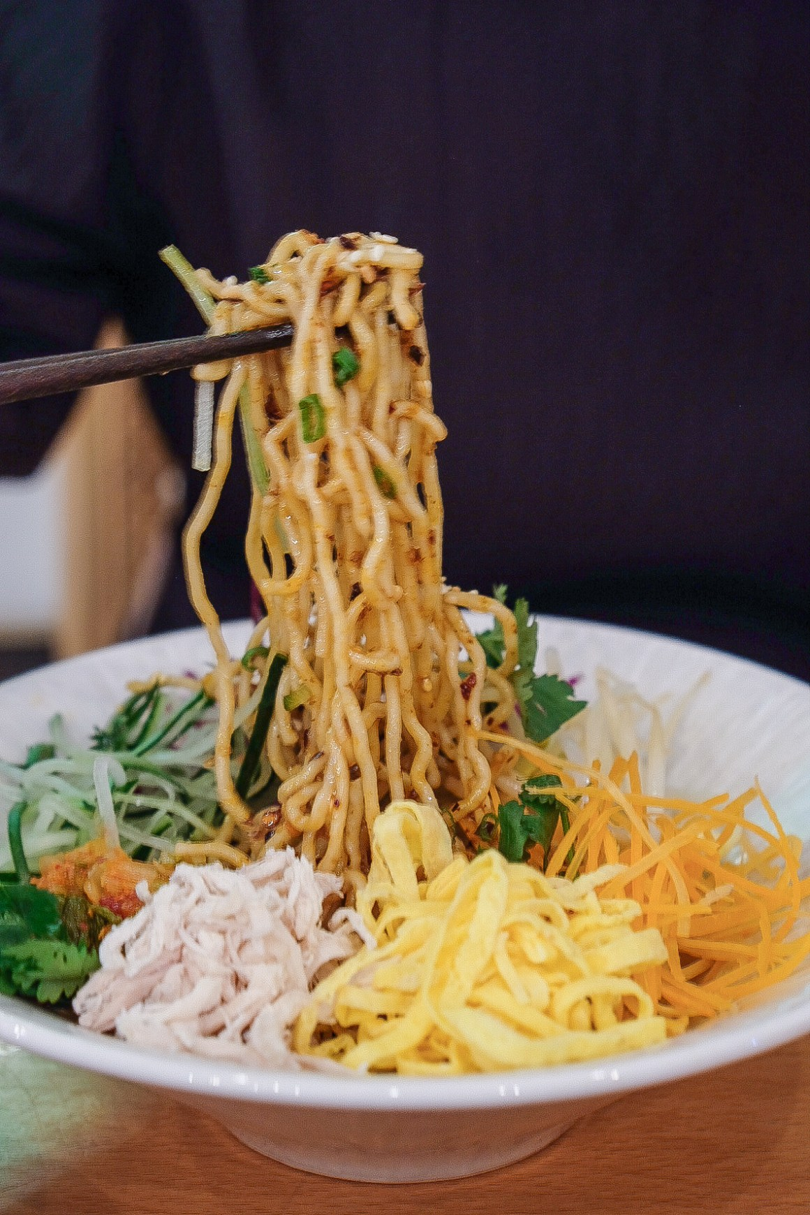 Sichuan Alley: Noodle House By Chef Pang - Lifting Noodle