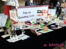 Pop-up Greeting Cards Store