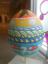 Egg By Beach