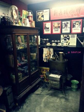 Singapore Kopi History Museum