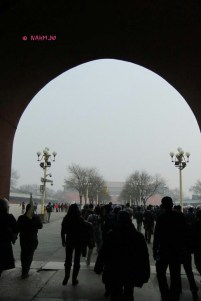 Entrance to Forbidden City (故宫)