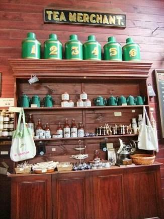 Tea Merchant Shop