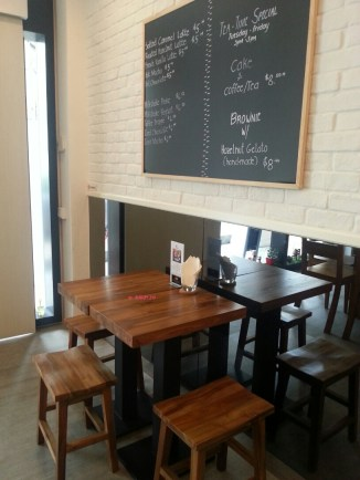 Another View of P. Bistro