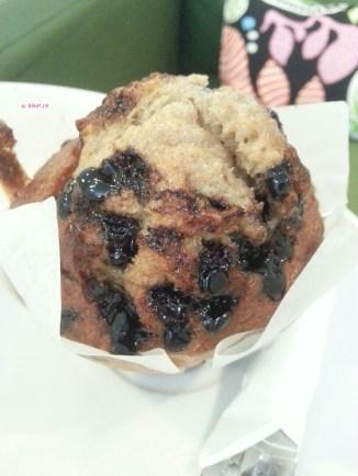 Banana Chocolate Chips Muffin
