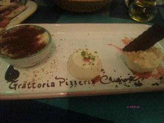 CUGINI SELEZIONE DI DESSERT (Cugini dessert selection)