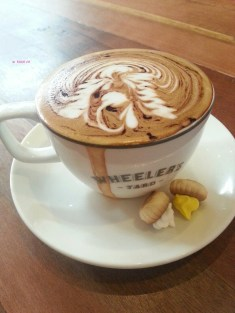My Order, Cappuccino