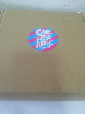 Cat and Fiddle Cake Box