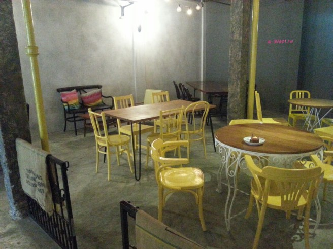 More View of the Cafe