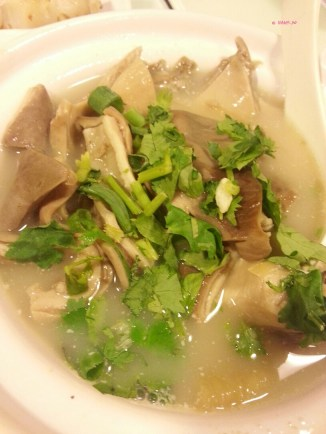 Pig Stomach Soup @ Dim Dim Sum