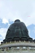 Back View of Big Buddha