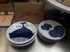 Whale & Cloud Plates
