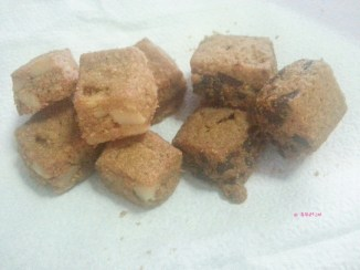 Cookies, Macadamia and Chocolate Chips