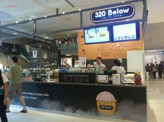 320 Below Counter at One KM Mall