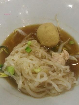 Thai Boat Noodle (Soup)