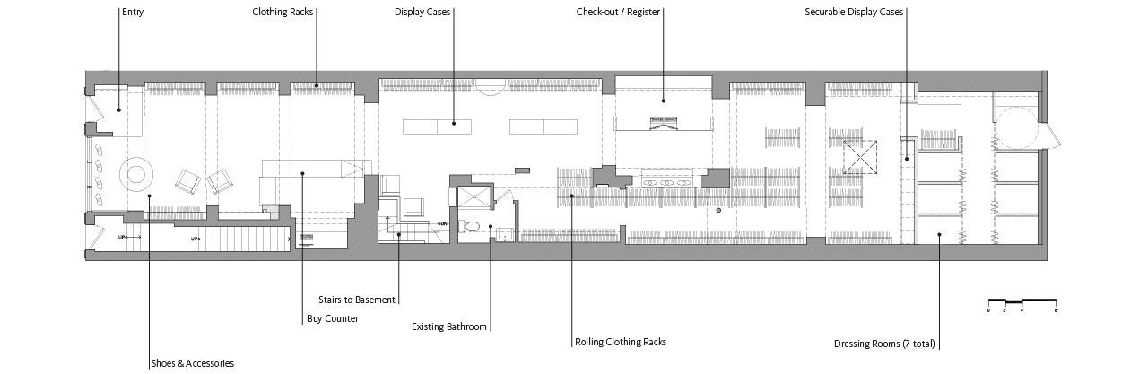 REDDz Trading | Floor Plan