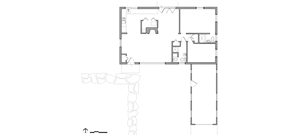 Floor Plan - Before