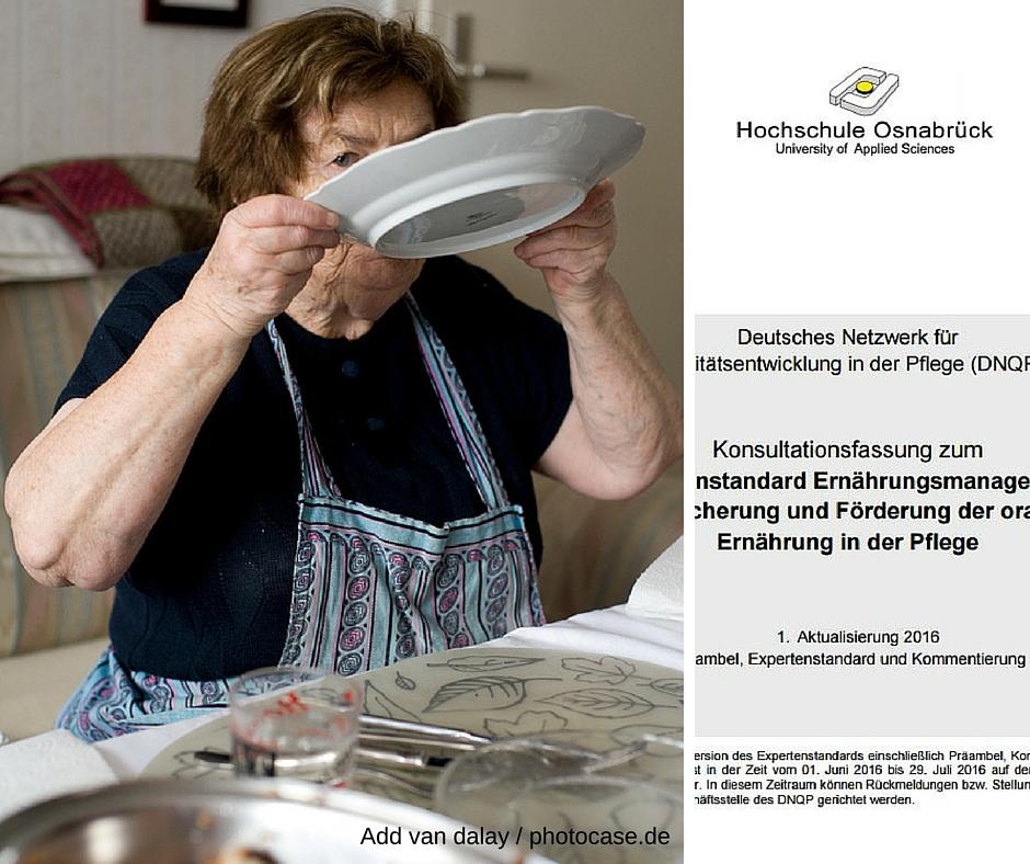 Konsultationsfassung Expertenstandard Ernährungsmanagement