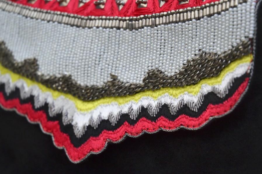 Mahes bag - Black/Red | Photo 1