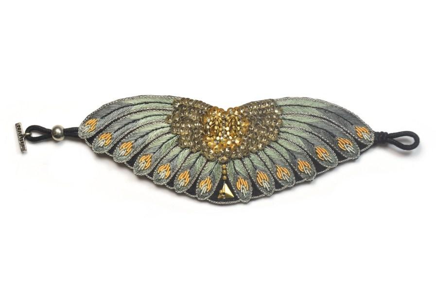 Bracelet ethnique Nikita | Military | Photo 1