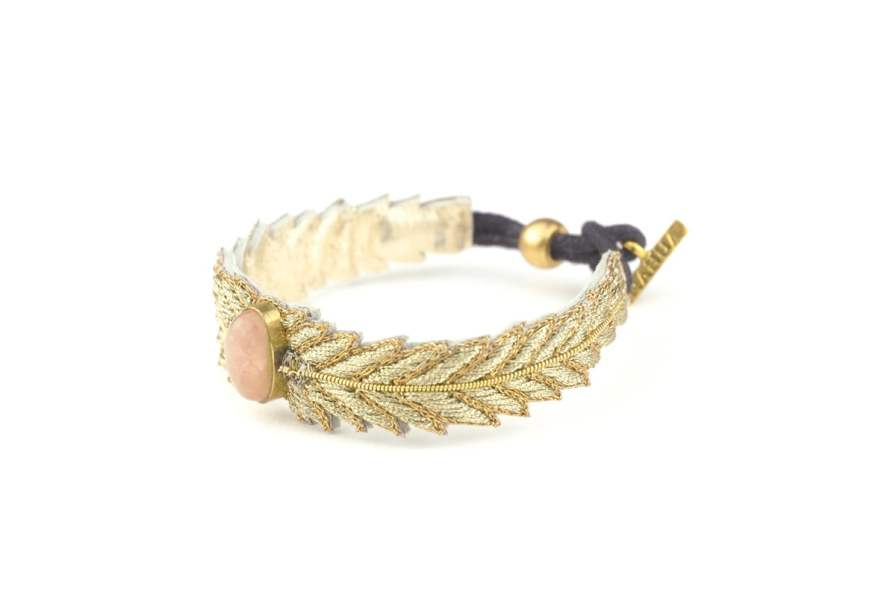 Bracelet chic Loriane | Gold | Photo 2