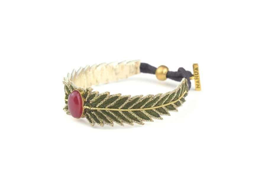 Bracelet chic Loriane | Military | Photo 2