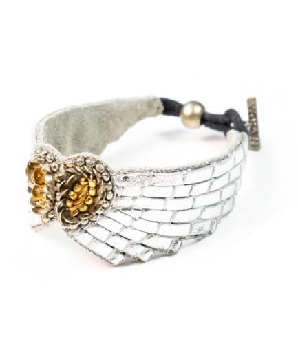 Bracelet Ange Silver NAHUA