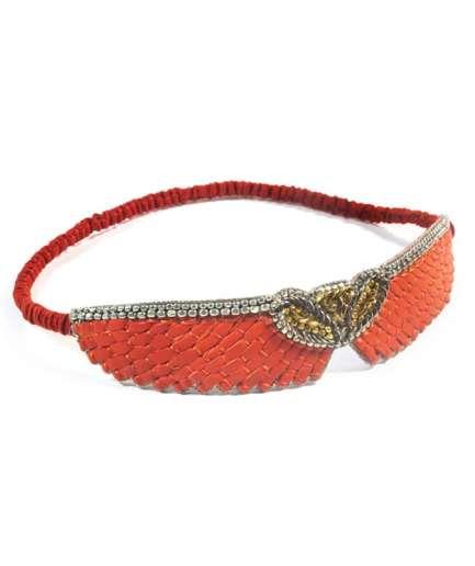 Headband Anny Mandarin NAHUA