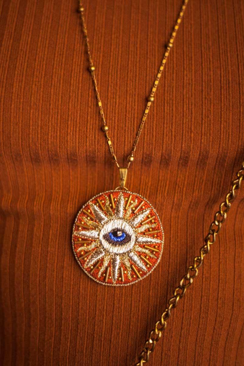 Hornela bohemian medal | Copper | Photo 1