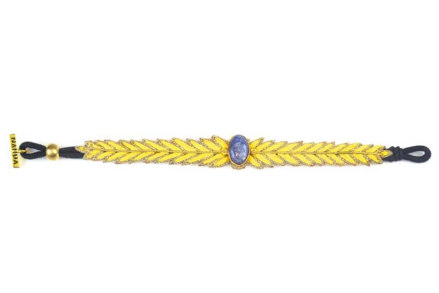 Bracelet chic Loriane | Yellow | Photo 3