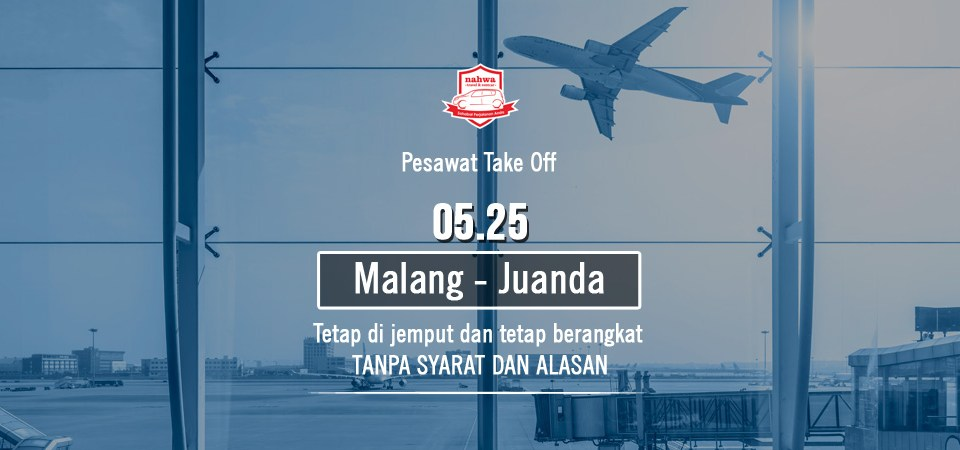 travel juanda malang