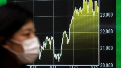 Photo of World stocks sink on coronavirus shock, oil price crash