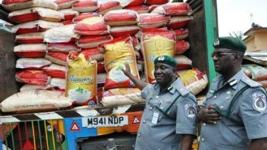 Photo of Why we're yet to release 110 trucks of seized rice, by Customs
