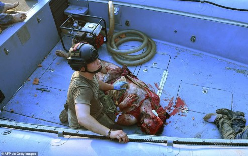 Port Worker In Lebanon Found Bloodied And Alive