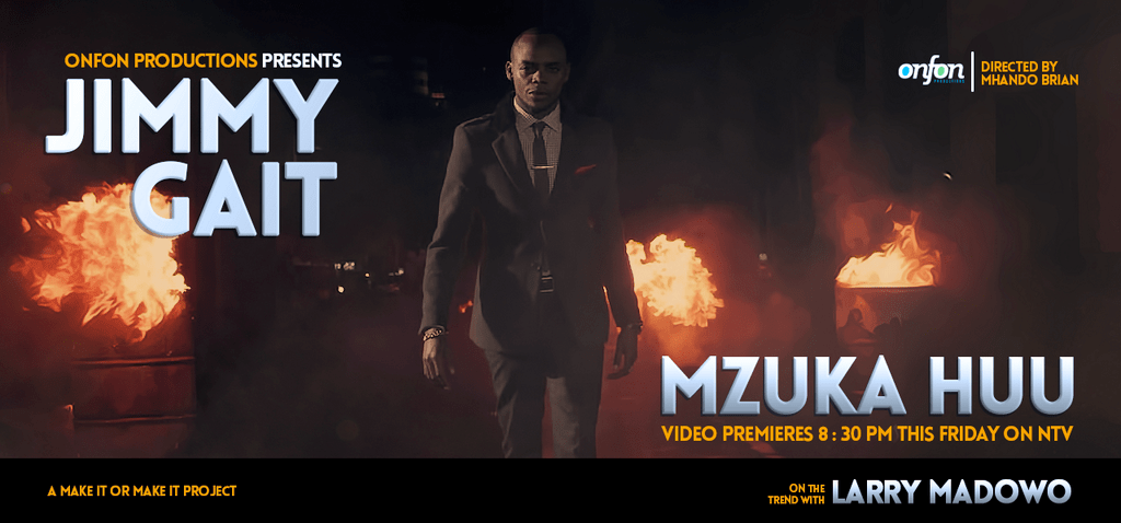 Mzuka Huu Lyrics Jimmy Gait  Redefined Media