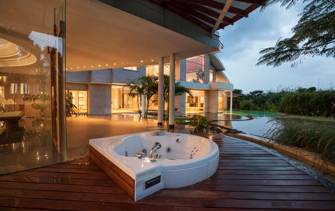 Photos Of The Most Luxurious House In Kenya  Naibuzz