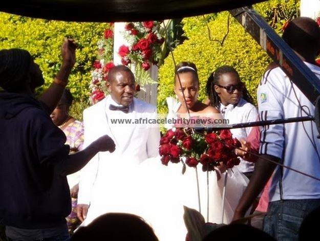 Photos Of Teacher Wanjikus Wedding  Naibuzz