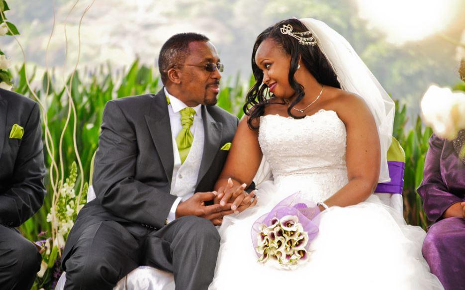THROWBACK When Pastor James Maina Nganga Married This