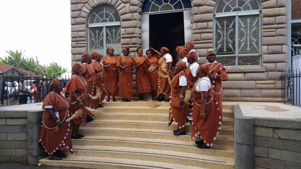 Photos From Uhuru Kenyattas Sons 2nd Traditional