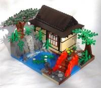 Lego Japanese House | Naihamdude