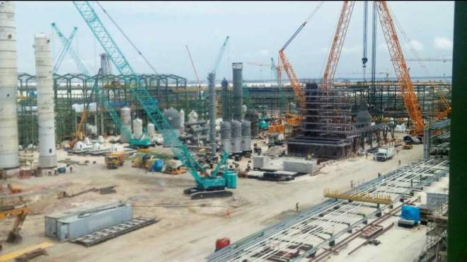 Image result for dangote refinery