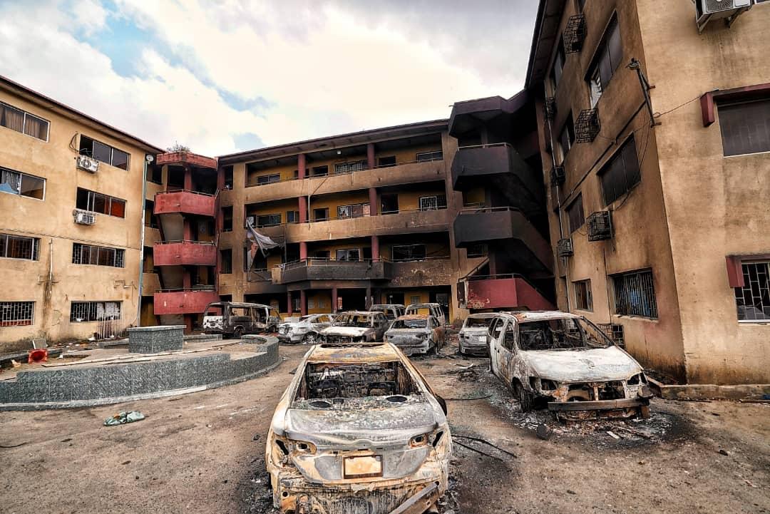 #EndSars: Nigeria see oil demand plunge as key cities face curfews, output slump