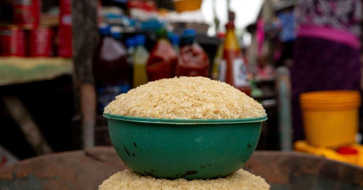 CBN/RIFAN working toward crashing price of rice