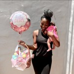 Lady Who Danced While Heavily Pregnant Shows Off Her Body 10 Days After Delivery