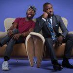 """PICTURES – RING THE BELL """"JAMES VS OGBOLOR""""   @funnyogbolor @Blacklinks"""